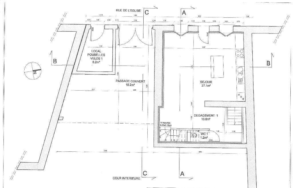 Maison à vendre 3 78m2 à Rully vignette-3