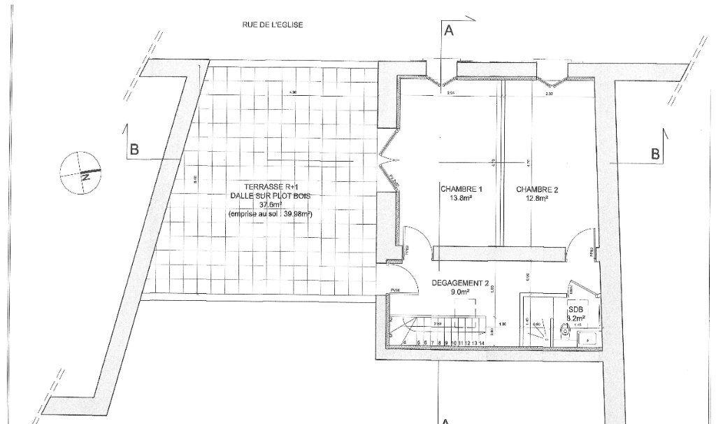 Maison à vendre 3 78m2 à Rully vignette-4