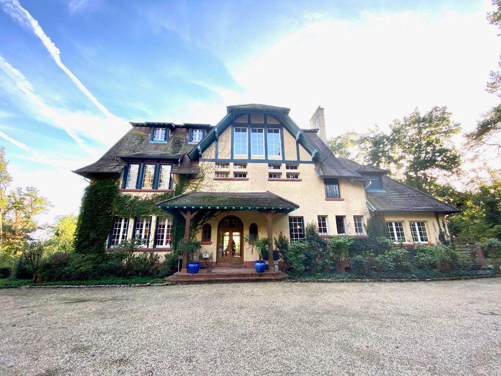 Maison à vendre 10 600m2 à Lamorlaye vignette-2