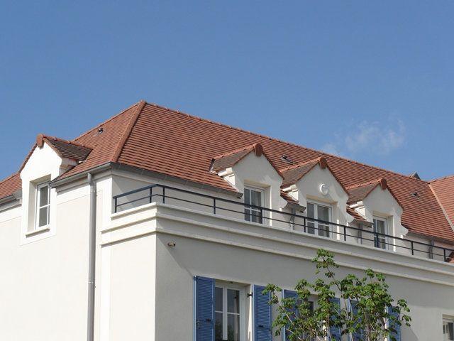 Appartement à louer 2 39.55m2 à Gouvieux vignette-1