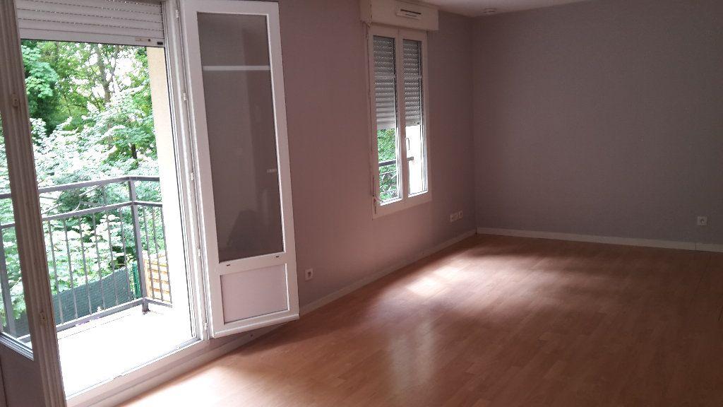 Appartement à louer 1 35.43m2 à Crégy-lès-Meaux vignette-1
