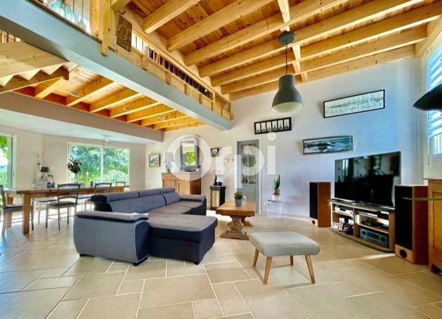 Maison à vendre 5 174m2 à Sainte-Féréole vignette-4