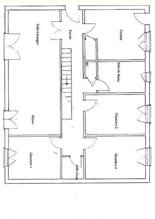 Maison à vendre 103.2m2 à Montaigut