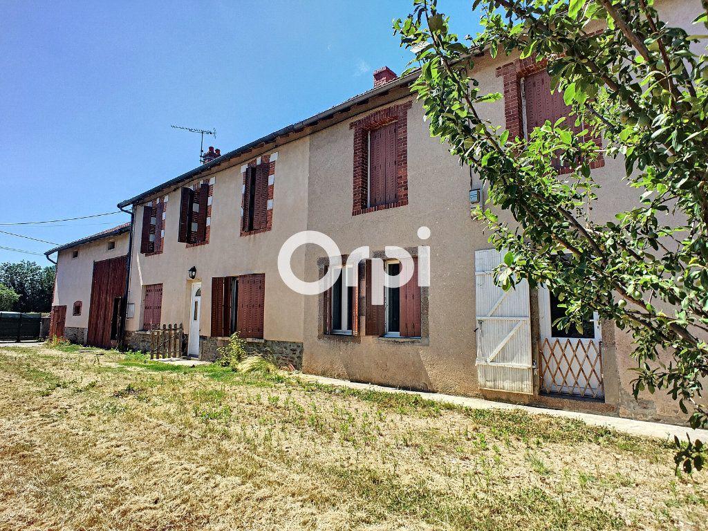 Maison à vendre 9 166m2 à Saint-Éloy-les-Mines vignette-1