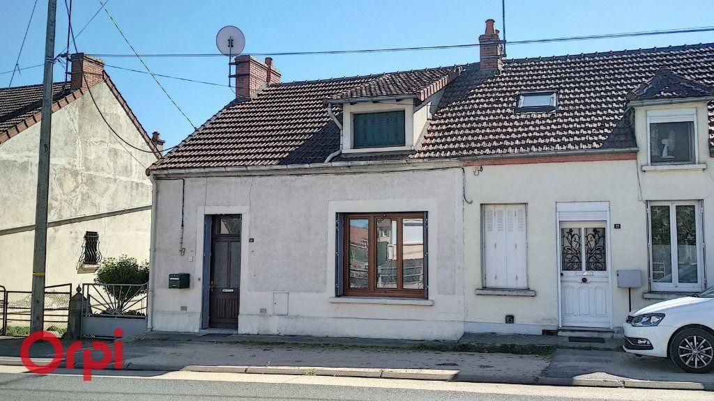 Maison à vendre 4 75m2 à Doyet vignette-1