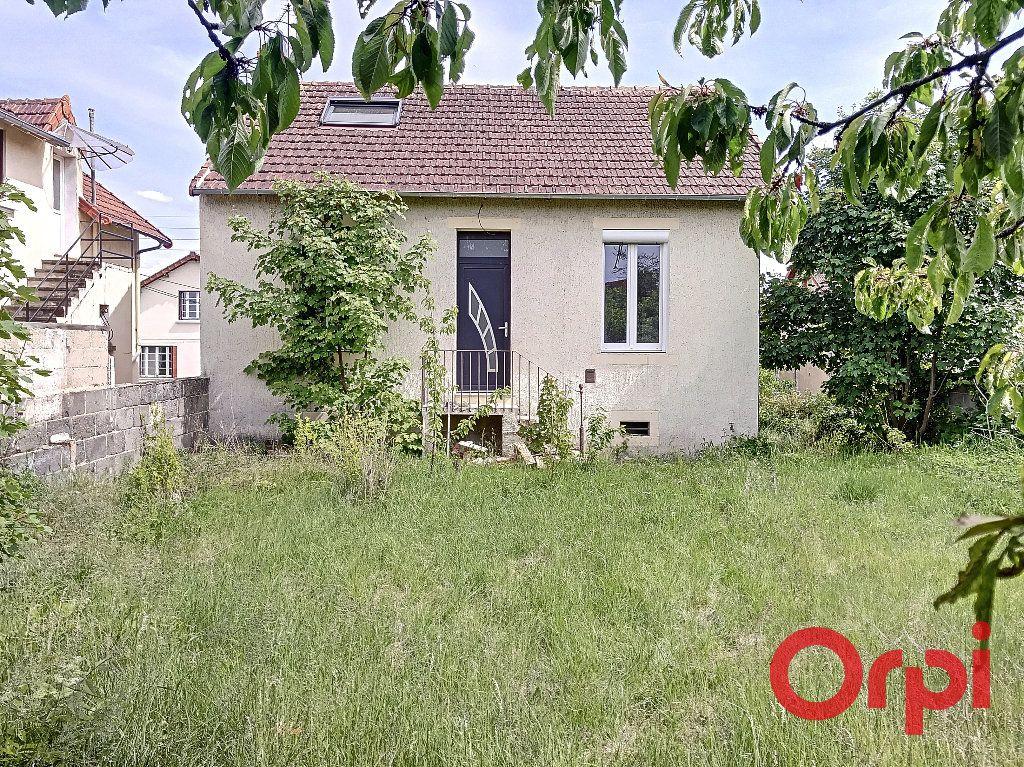 Maison à vendre 3 80m2 à Montluçon vignette-1