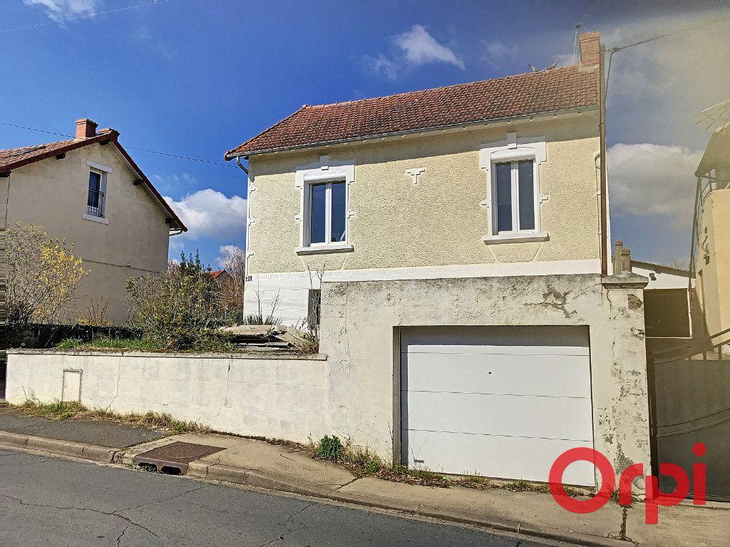 Maison à vendre 3 80m2 à Montluçon vignette-10
