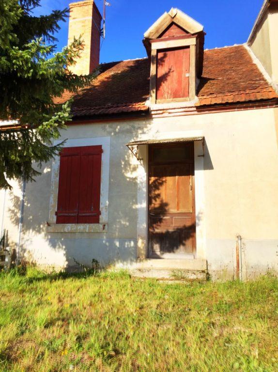 Maison à vendre 2 47m2 à Saint-Bonnet-Tronçais vignette-1