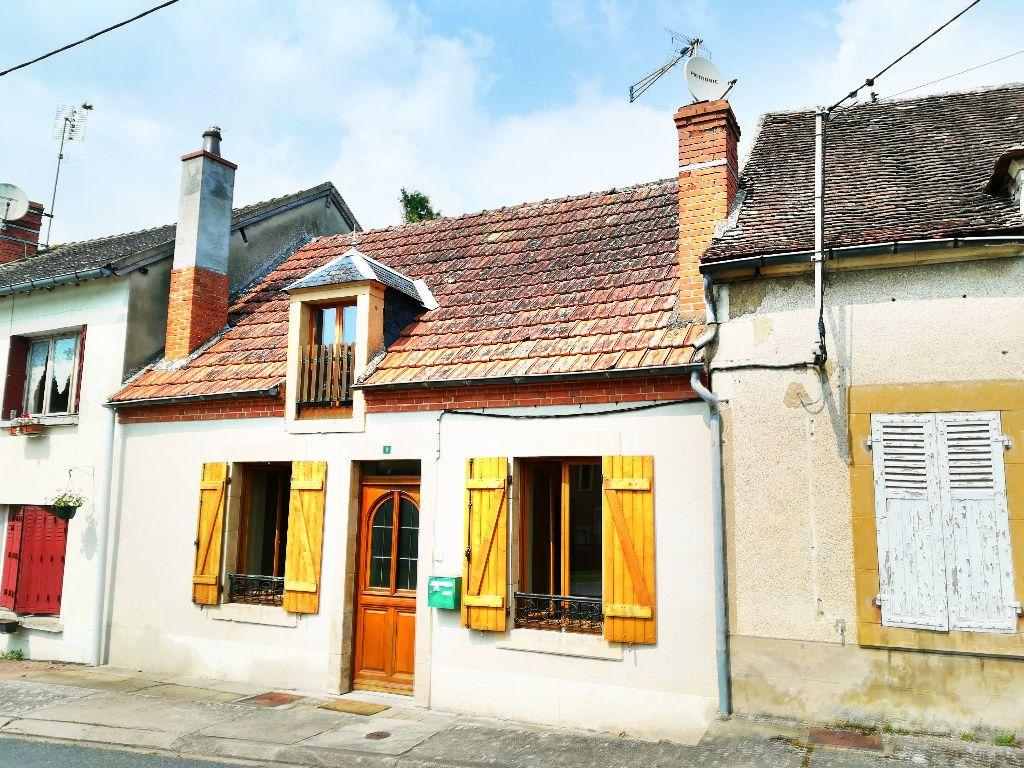 Maison à vendre 2 69m2 à Urçay vignette-1