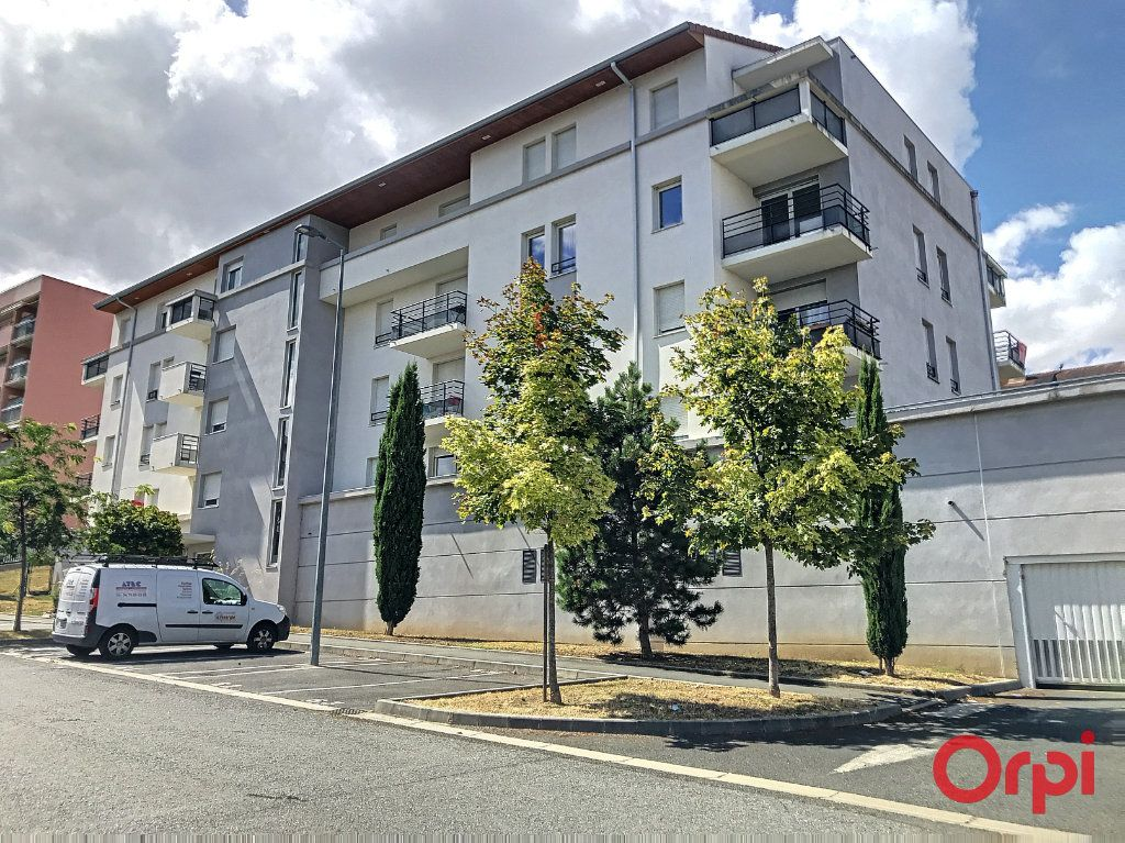 Appartement à vendre 3 66m2 à Montluçon vignette-1