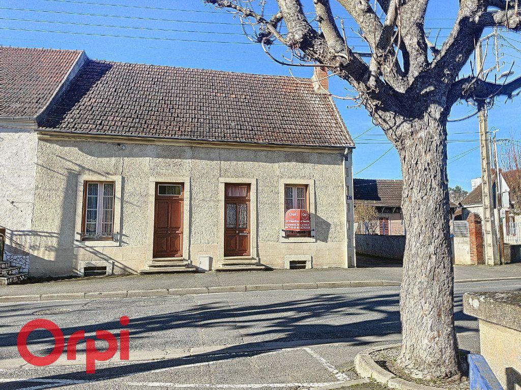 Maison à vendre 5 83m2 à Montluçon vignette-1