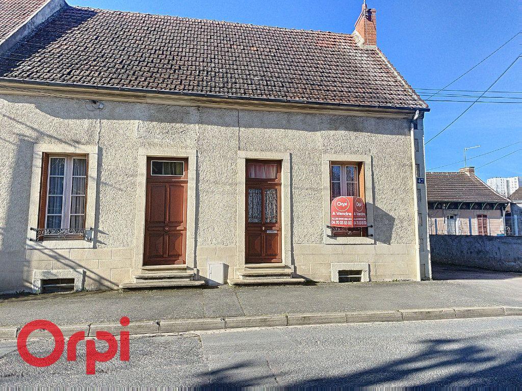 Maison à vendre 5 83m2 à Montluçon vignette-2