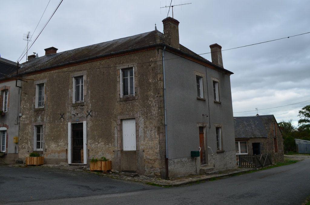 Maison à vendre 10 200m2 à Toulx-Sainte-Croix vignette-11