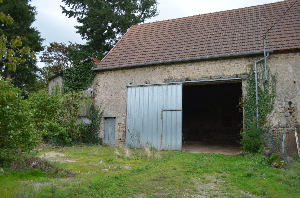 Maison à vendre 10 200m2 à Toulx-Sainte-Croix vignette-12
