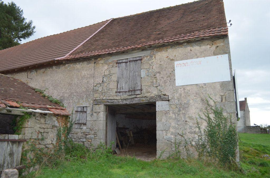 Maison à vendre 10 200m2 à Toulx-Sainte-Croix vignette-14