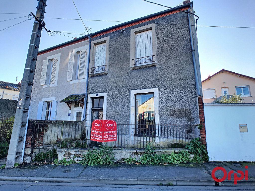 Maison à vendre 5 70m2 à Montluçon vignette-1