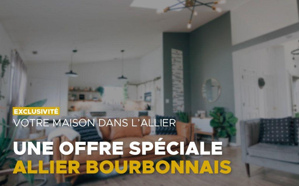 Maison à vendre 5 70m2 à Montluçon vignette-2