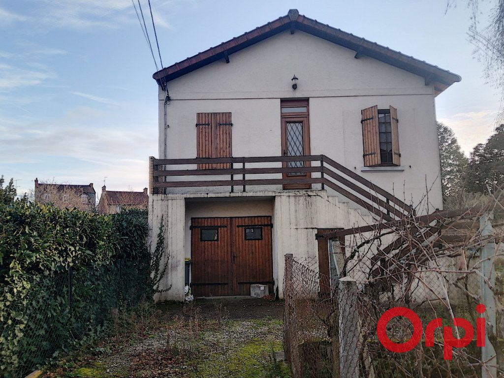 Maison à vendre 3 87m2 à Montluçon vignette-1