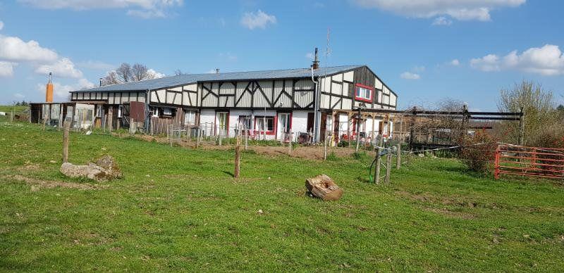 Maison à vendre 6 210m2 à Malleret-Boussac vignette-1