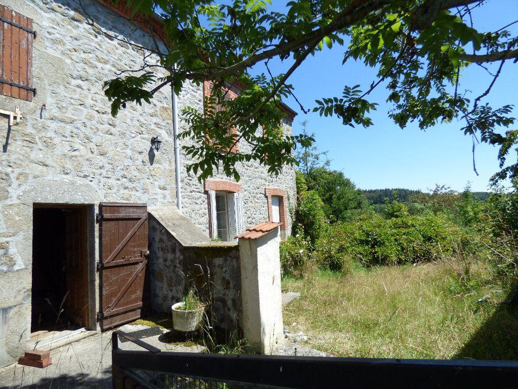 Maison à vendre 4 102m2 à La Serre-Bussière-Vieille vignette-2