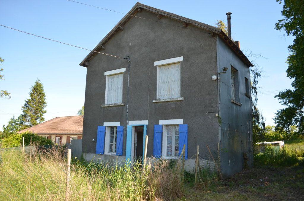 Maison à vendre 3 61.25m2 à Parsac vignette-1