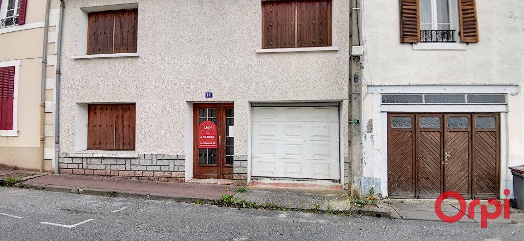 Maison à vendre 6 99m2 à Commentry vignette-2