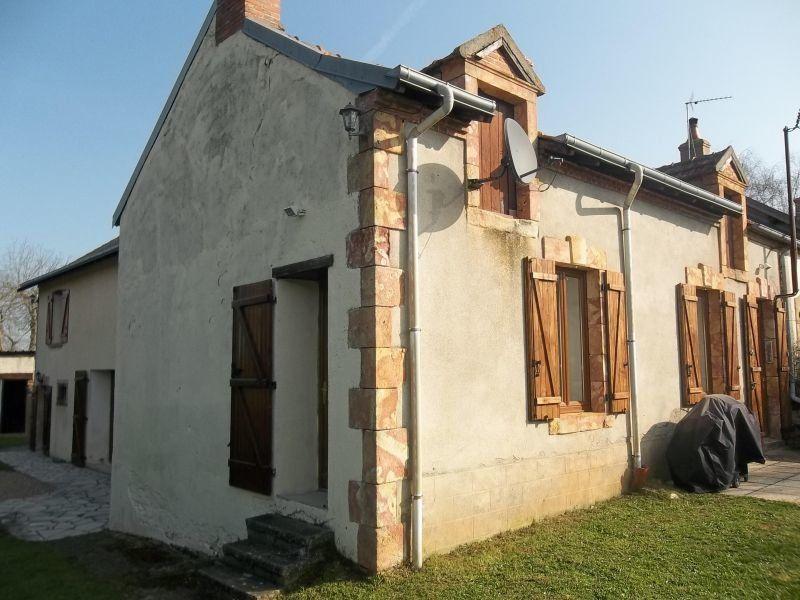 Maison à vendre 7 176m2 à Vesdun vignette-1
