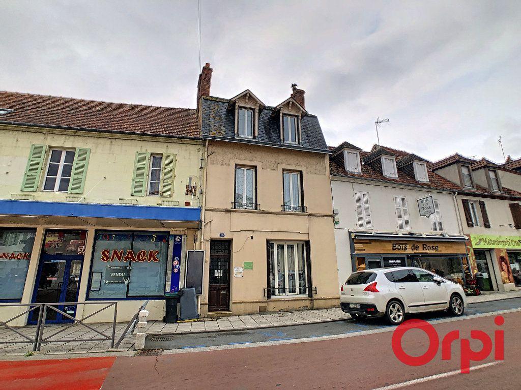 Immeuble à vendre 0 107.1m2 à Néris-les-Bains vignette-1