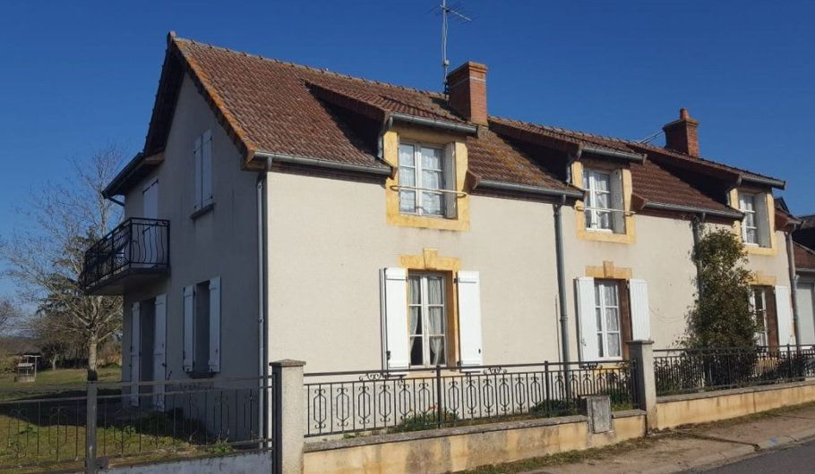 Maison à vendre 6 162m2 à Vallon-en-Sully vignette-2