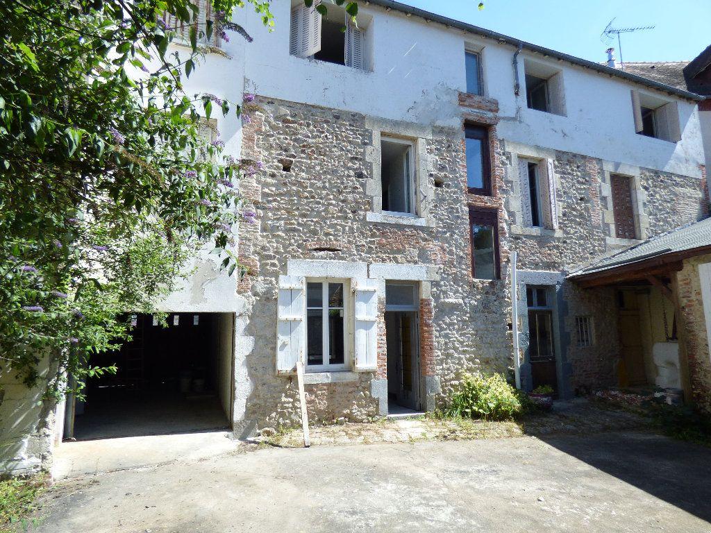 Maison à vendre 12 315m2 à Évaux-les-Bains vignette-14