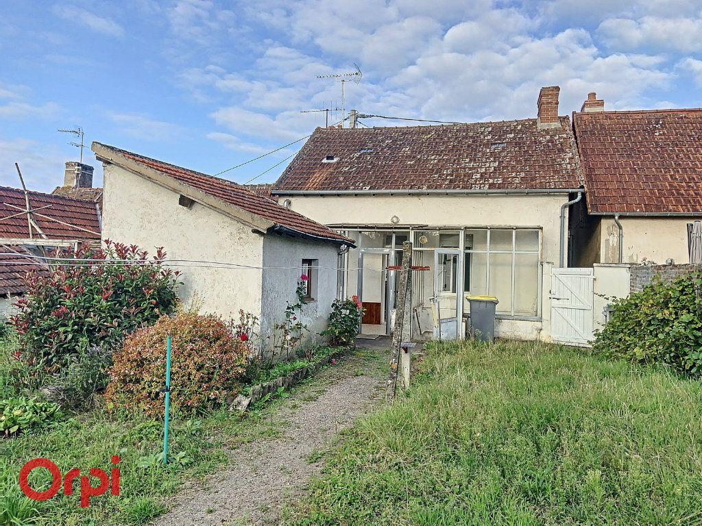 Maison à vendre 3 50m2 à Montmarault vignette-1