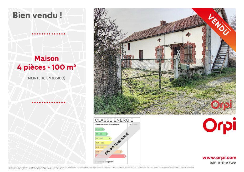 Maison à vendre 4 100m2 à Verneix vignette-1