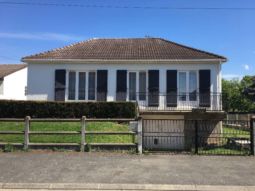 Maison à vendre 5 90m2 à Montluçon vignette-1
