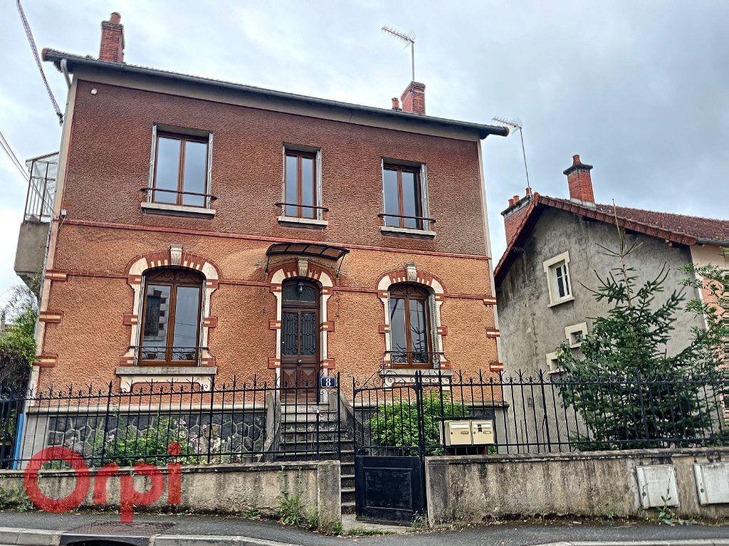 Maison à vendre 5 150m2 à Montluçon vignette-1