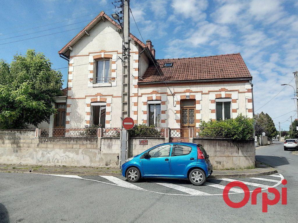 Maison à vendre 6 110m2 à Montluçon vignette-1