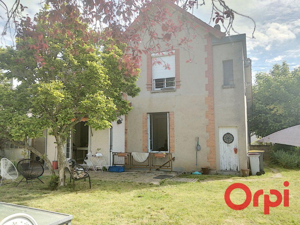 Maison à vendre 6 110m2 à Montluçon vignette-4