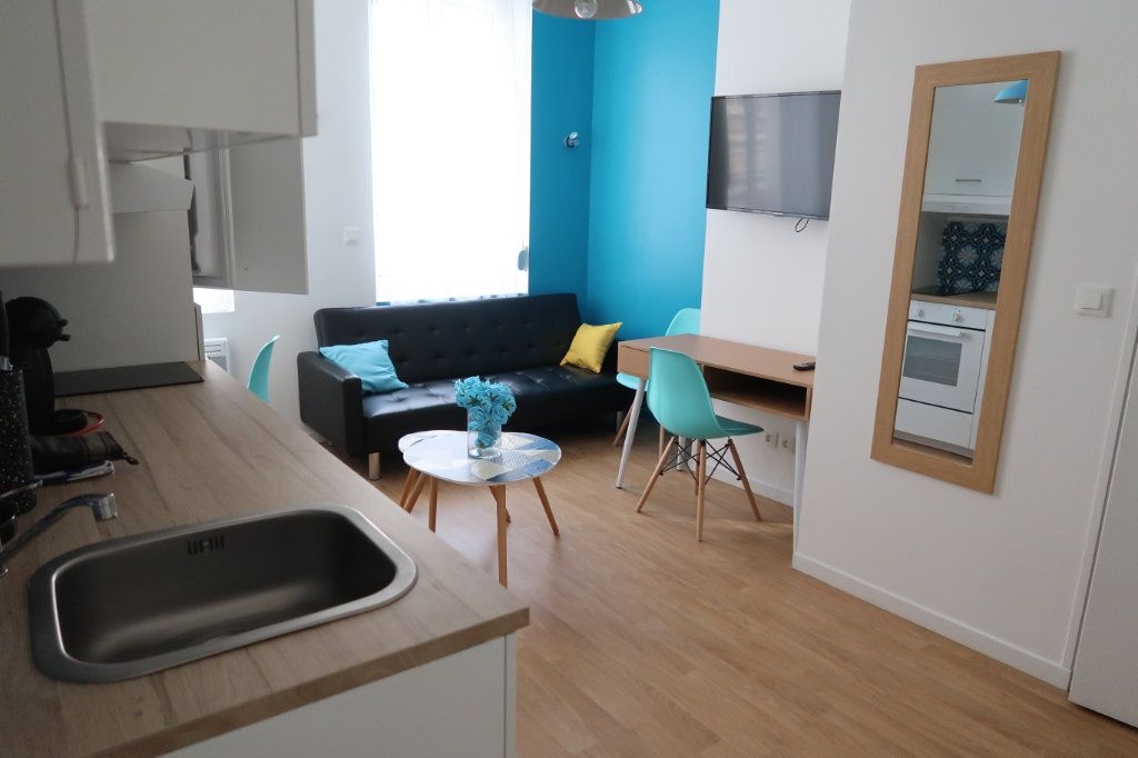 Appartement à louer 2 31.45m2 à Saint-Quentin vignette-1