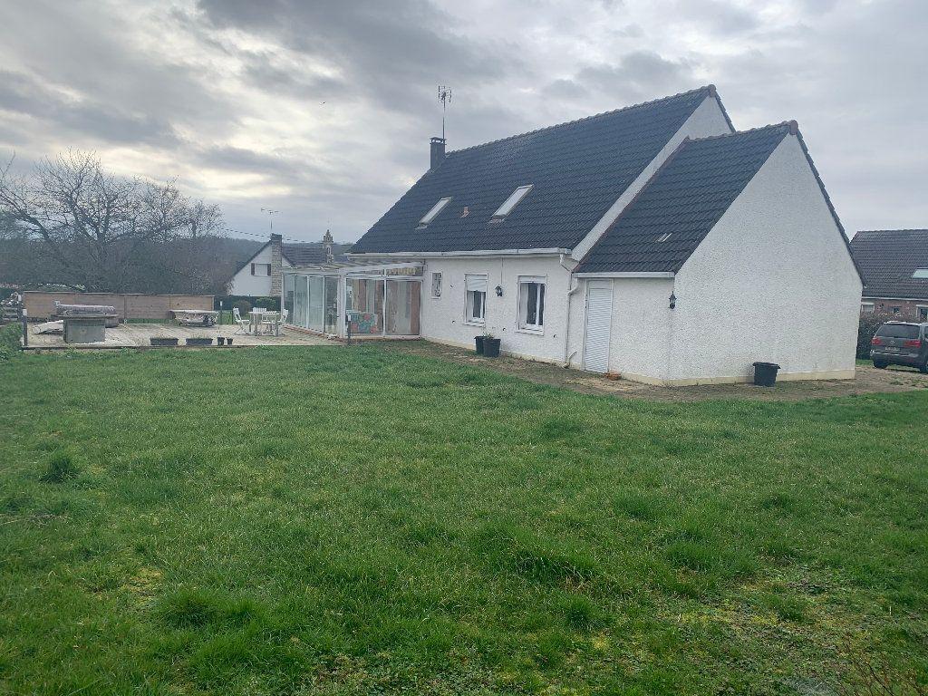 Maison à vendre 5 190m2 à Gricourt vignette-3