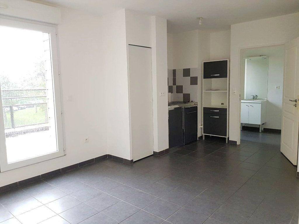 Appartement à louer 1 23.75m2 à Amiens vignette-1