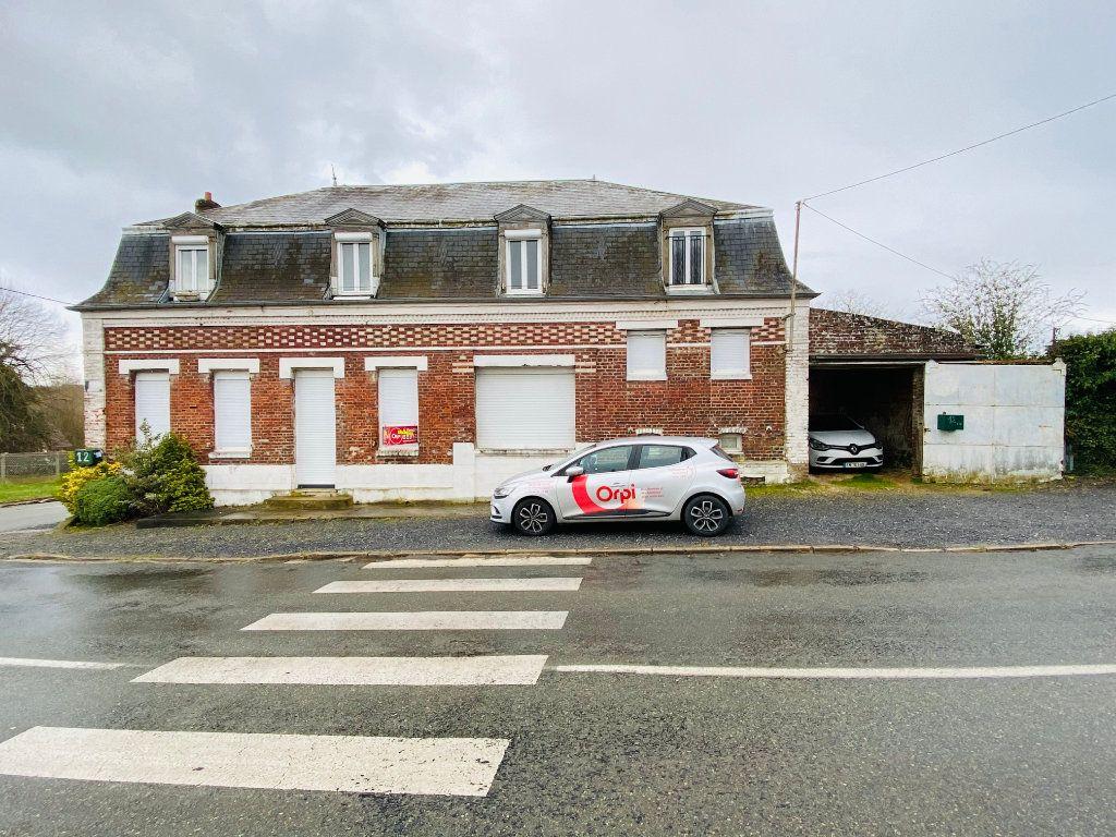 Immeuble à vendre 0 189m2 à Villequier-Aumont vignette-1