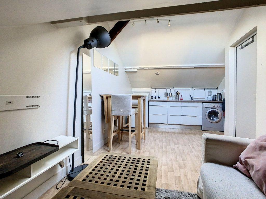 Appartement à louer 1 27m2 à Joinville-le-Pont vignette-2