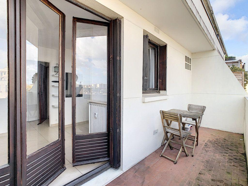 Appartement à louer 1 16.77m2 à Saint-Maur-des-Fossés vignette-1