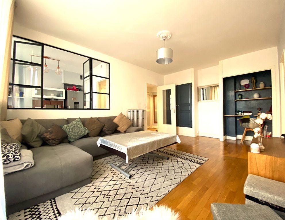 Appartement à vendre 3 63m2 à Maisons-Alfort vignette-1
