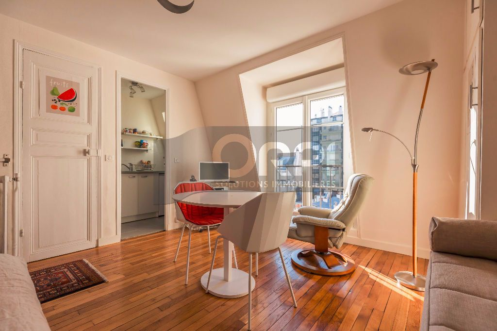 Appartement à louer 1 18.91m2 à Paris 14 vignette-4
