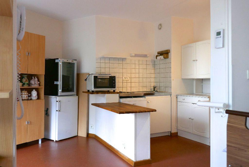 Appartement à vendre 1 37m2 à Saint-Maurice vignette-1