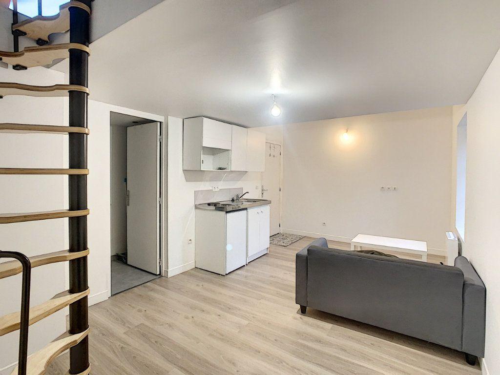 Appartement à louer 2 20.86m2 à Champigny-sur-Marne vignette-1