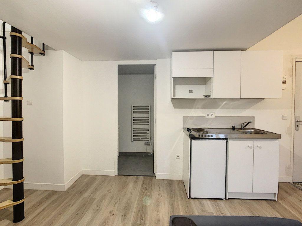 Appartement à louer 2 20.86m2 à Champigny-sur-Marne vignette-2