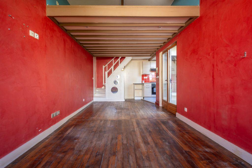 Maison à vendre 2 50m2 à Champigny-sur-Marne vignette-2