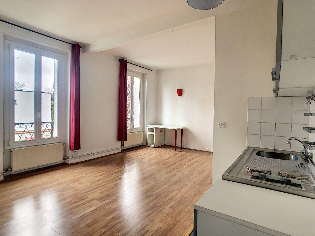 Appartement à louer 1 29m2 à Saint-Maur-des-Fossés vignette-5