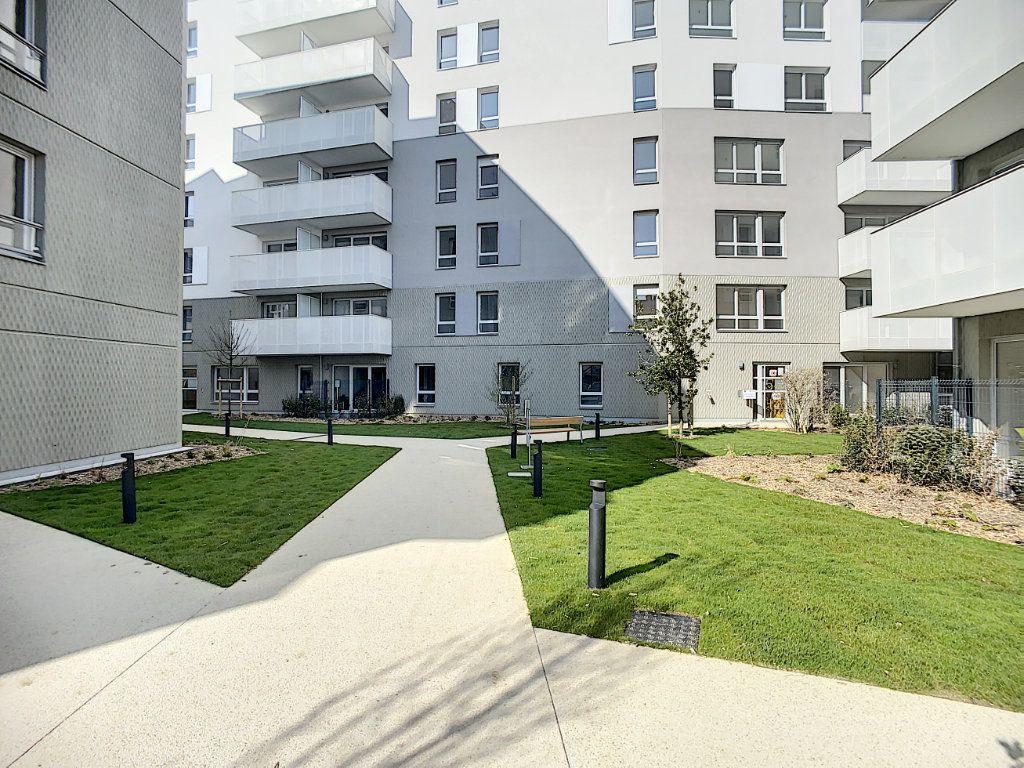 Appartement à louer 1 24.71m2 à Champigny-sur-Marne vignette-9